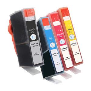 4-PACK-564XL-Ink-Cartridge-for-HP-Printer-Deskjet-3520-3521-3522-3526-3070