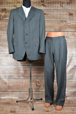 Donegal Ermenegildo Zegna Men Suit Size 56R, Genuine