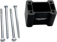 ChromAlloy Riser Block Skinz Protective Gear 4in. CRB4-BK