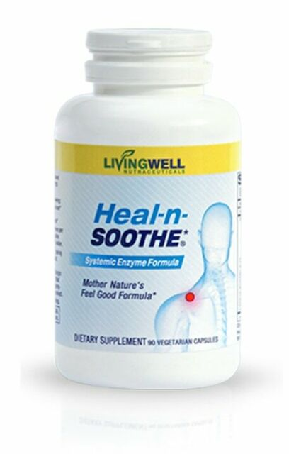 Heal-n-Soothe Anti Inflammatory Proteolytic Enzymes ...