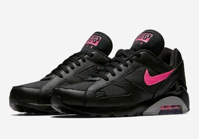 $140 NIB Men's Nike Air Max QS 180 Training Shoes Running Torch AQ9974 001