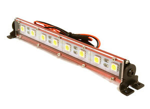 C26701red integy model roof top smd led light bar 145x19x21mm for 1 image is loading c26701red integy model roof top smd led light mozeypictures Images