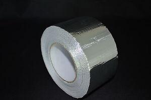 aluminium klebeband 45m x 75mm gewebe verst rkt. Black Bedroom Furniture Sets. Home Design Ideas