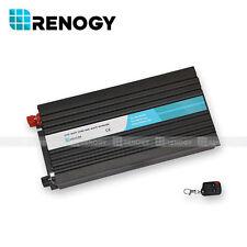 Renogy Off Grid Pure-Sine Wave Battery Inverter 2000W 12V Input