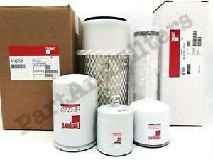 For-Bobcat-Filter-Kit-Maintenance-753-763-763-773-Skid-Steer-Oil-Fuel-Diesel