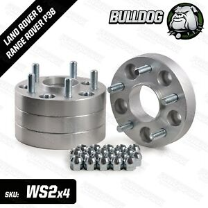 Land-Rover-Discovery-2-30mm-Aluminium-Wheel-Hubcentric-Wheel-Spacers-amp-Bolts