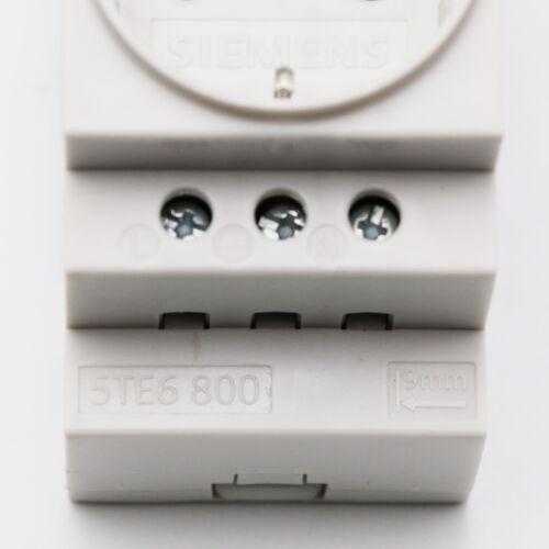 Siemens 5TE6 800 Hutschienen-Steckdose