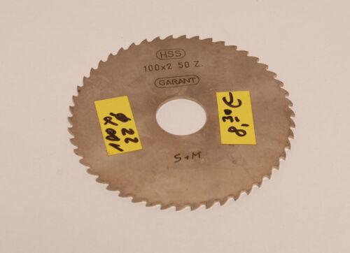 Metall-Kreissägeblatt Kreissägeblätter HSS zur Auswahl  95 ..100mm