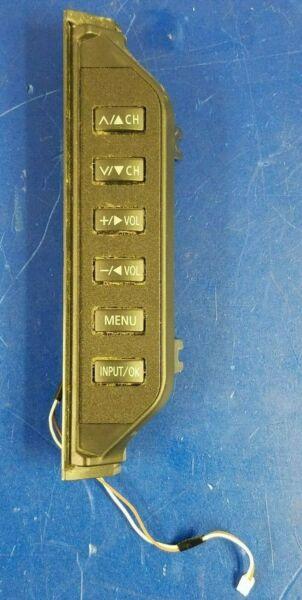 Hardwerkend Tv Key Control Controller Button Board Txfbx01wser W Cable & Interface