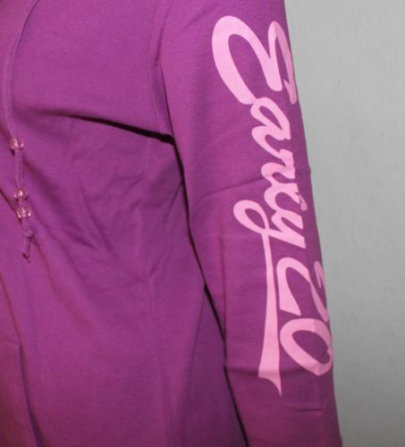 Early 20 Longshirt hoodie Mini Kleid fuchsia Gr 48//50 Neue Damenmode 543596