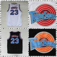 Michael Jordan 23 Basketball Jersey Space Jam Tune Squad Looney Toones Kids