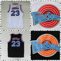 Michael Jordan 23 Basketball Jersey Space Jam Tune Squad Looney Toones