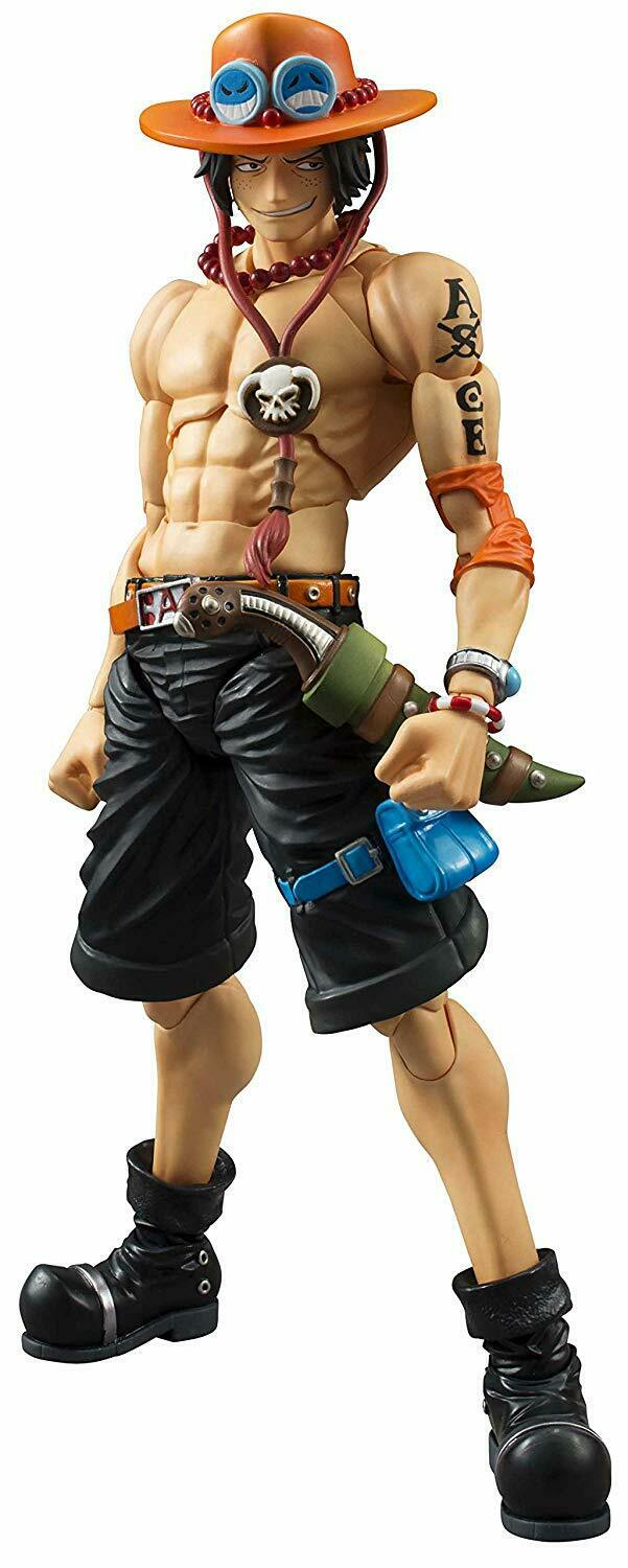 Megahouse One Piece  Portgas D. Ace Variable azione Heroes azione cifra Used