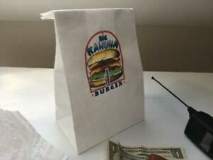 Big-Kahuna-Burger-BAG-Pulp-Fiction-Once-upon-time-hollywood-TARANTINO-Movie-prop