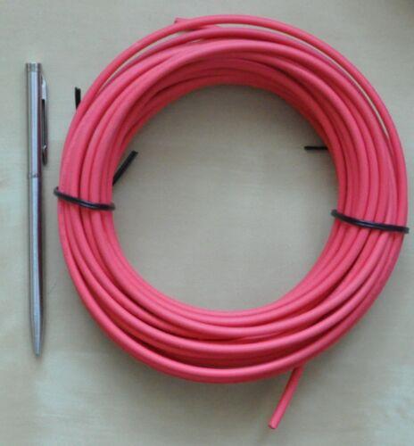 High Voltage Wire Hochspannungskabel 40kV 10m
