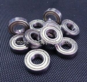 Metal Shielded Ball Bearing Bearings 6902z  15*28*7 15x28x7 mm 6902zz 10 PCS