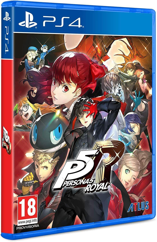 videogiochi e console: PERSONA 5 ROYAL EDITION PS4 ITALIANO GIOCO PLAY STATION 4 VIDEOGIOCO P5 PAL ITA
