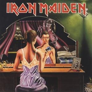 """IRON MAIDEN - TWILIGHT ZONE - 7"""" VINYL - NEW"""