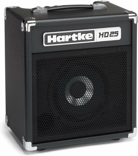 Hartke 25 Watt 8 Bass Combo Amplifier HD25