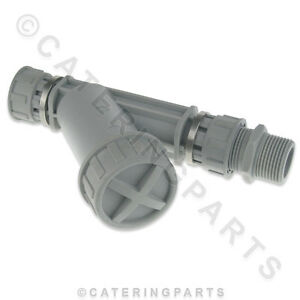 WINTERHALTER-INLET-PIPE-IN-LINE-REMOVABLE-WATER-DEBRIS-FILTER-WITH-MESH-STRAINER