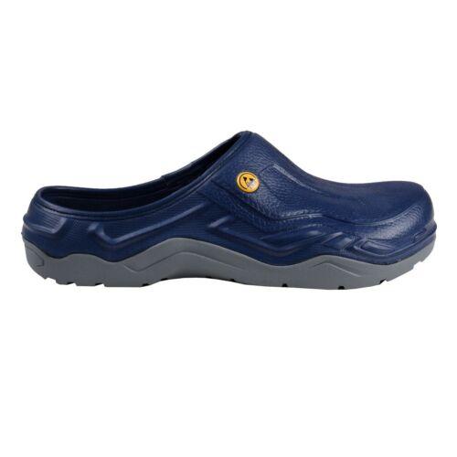 Damen und Herren ESD Phylon Clog navy Wellness Komfort