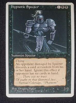 Hypnotic Specter 4th Edition NM-M Black Uncommon MAGIC GATHERING CARD ABUGames