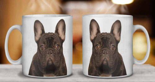 AD-FBD3MG Black French Bulldog Coffee//Tea Mug Christmas Stocking Filler Gift Id