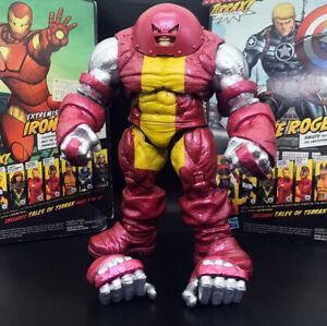9-034-Action-Figure-Marvel-Diamond-Select-DST-X-Men-Colossus-Iron-Juggernaut-Custom