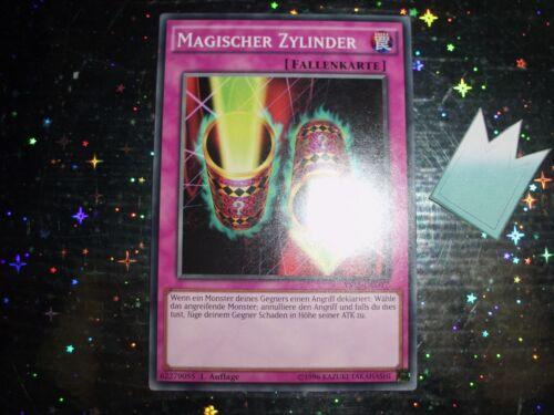 Yu-gi-oh Karte Common deutsch Mint ! MAGISCHER ZYLINDER