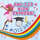 ABC123 Kids Express by Tamo All Stars (CD, May-2012, Cleveland Unlimited Records)