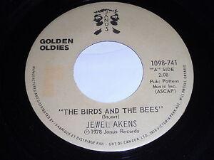 Jewel-Akens-The-Birds-And-The-Bees-Georgie-Porgie-45