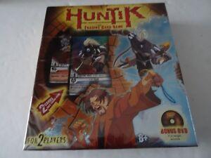 Huntik-Secrets-amp-Seekers-2-Joueur-Jeu-de-cartes-a-collectionner-avec-bonus-DVD-NEUF-scelle