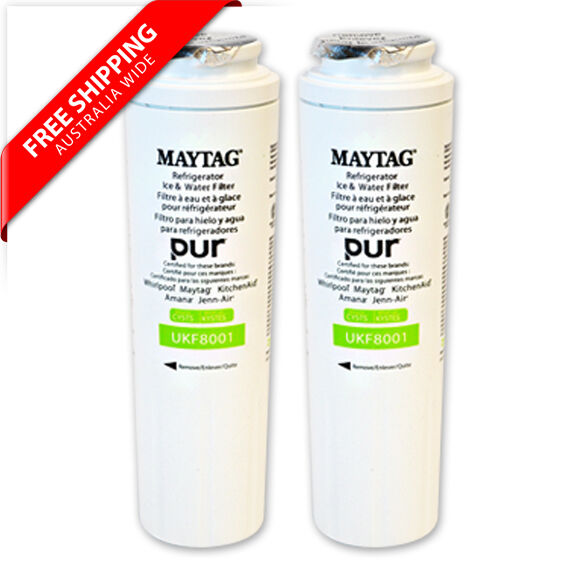2 x Maytag Fridge Filter  Authorized  Part Distributor