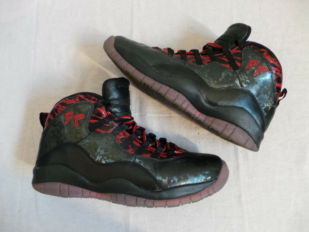 Nike Air Air Air Jordan X 10 Ten Retro DB Doernbecher sz 10 VNDS cancer research charity 998d42