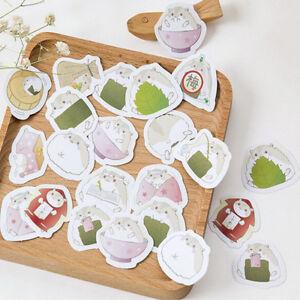 45x-Hamster-paper-sticker-decor-DIY-ablum-diary-scrapbooking-label-sticker-laD-X
