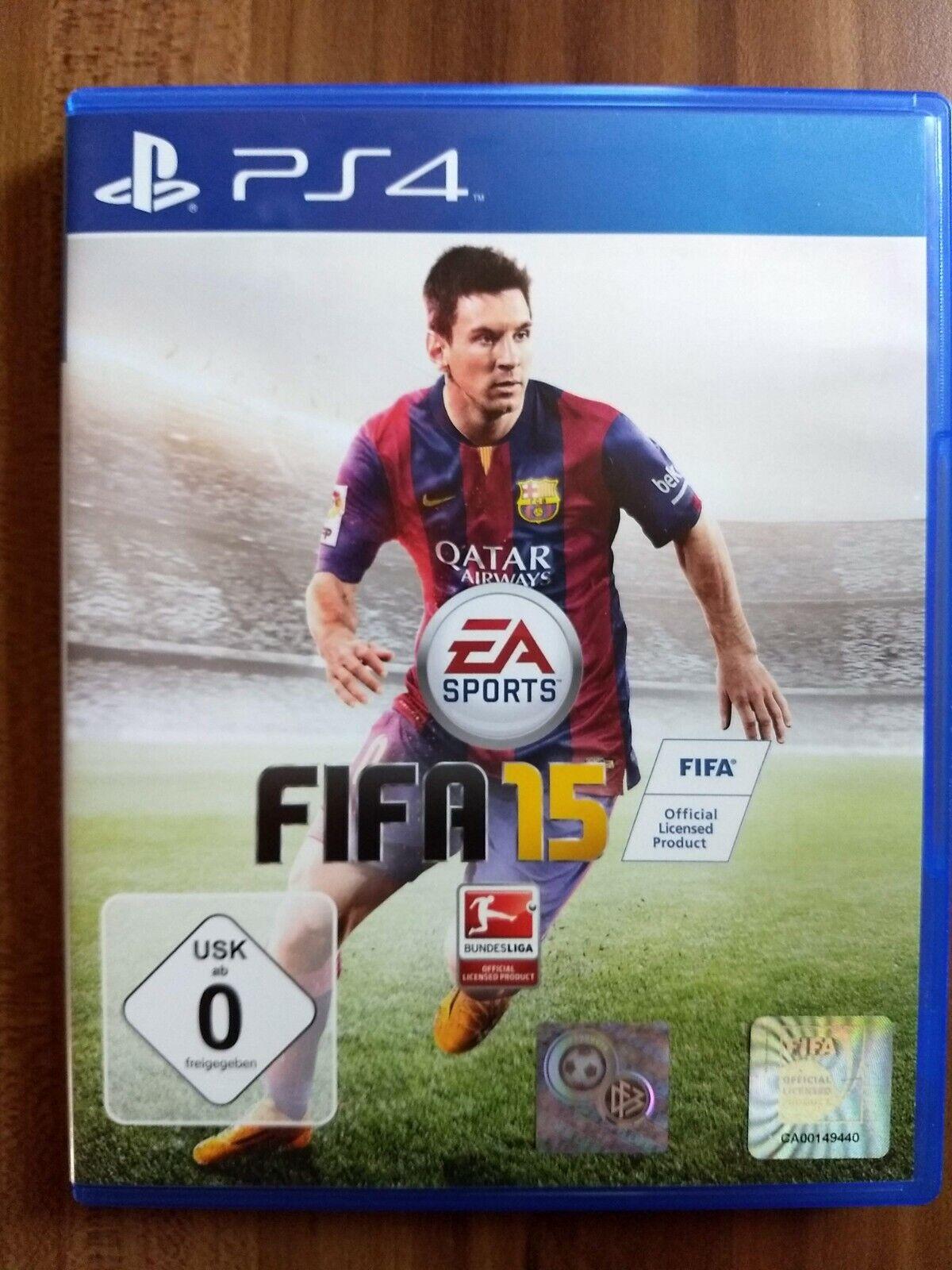 FIFA 15 [PS4] Fussball Videospiel