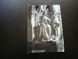 FRANCE-postcard-abbey-d-hautecombe-marie-christine-cy59-french