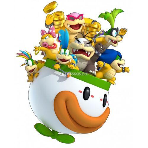 Aufkleber Koopalings Super Mario 15062 15062