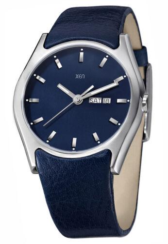 XEN Herrenuhr blau XQ0240