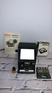 Vintage-GOKO-Editor-Viewer-Model-G-1001-S-8-Rare-Mint-Japan-Working