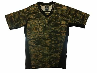 Small **FREE SHIPPING** Paintball HK Army HSTL Line Jersey Camo