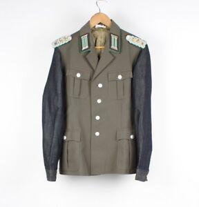 Details about Dolce & Gabbana D&G Vintage Military Archive Men Jacket  Blazer Size 32/46