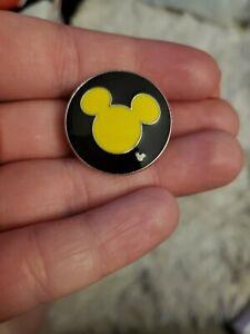 Mickey-Head-Icon-Yellow-amp-Black-Disney-Pin