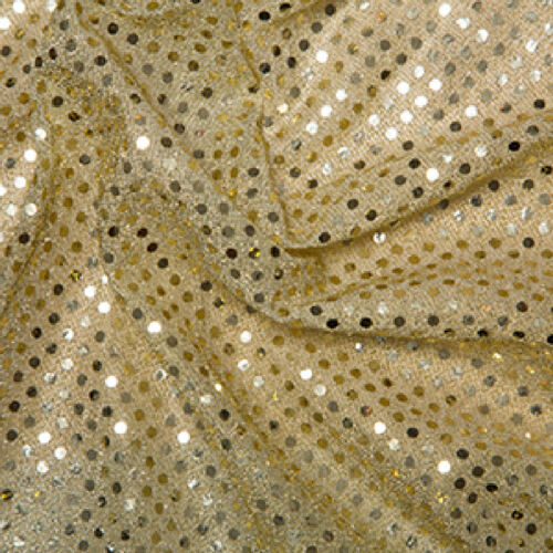 """3mm Sequin Fabric Shiny Fabric 45/"""" wide Very Sparkly"""