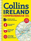 Comprehensive Road Atlas Ireland [New Edition] by Collins Maps (Undefined, 2015)