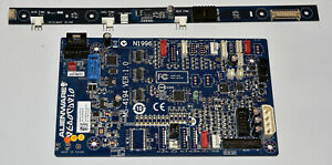 Details about Dell Alienware Aurora R2 R3 MASTER CONTROL BOARD P0GVP +  Lighting Board 06PR7