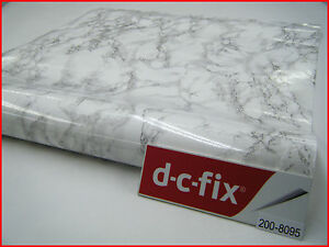 dc fix marble 67 5cm x 2m self adhesive sticky back vinyl contact paper 200 8095 ebay. Black Bedroom Furniture Sets. Home Design Ideas