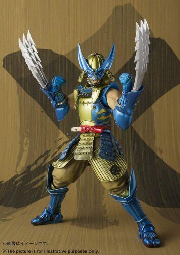 Muhomono Wolverine Meisho Manga Realization Action Figure *NEW* Marvel