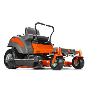 "New Husqvarna Z254 Zero Turn Mower w/ Kawasaki Engine & 54"" Stamped Deck"