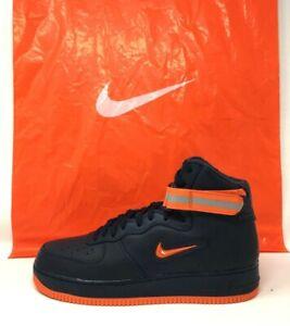 purchase cheap 9ae1b cf8c6 Image is loading Nike-Air-Force-1-HIGH-Retro-PRM-QS-